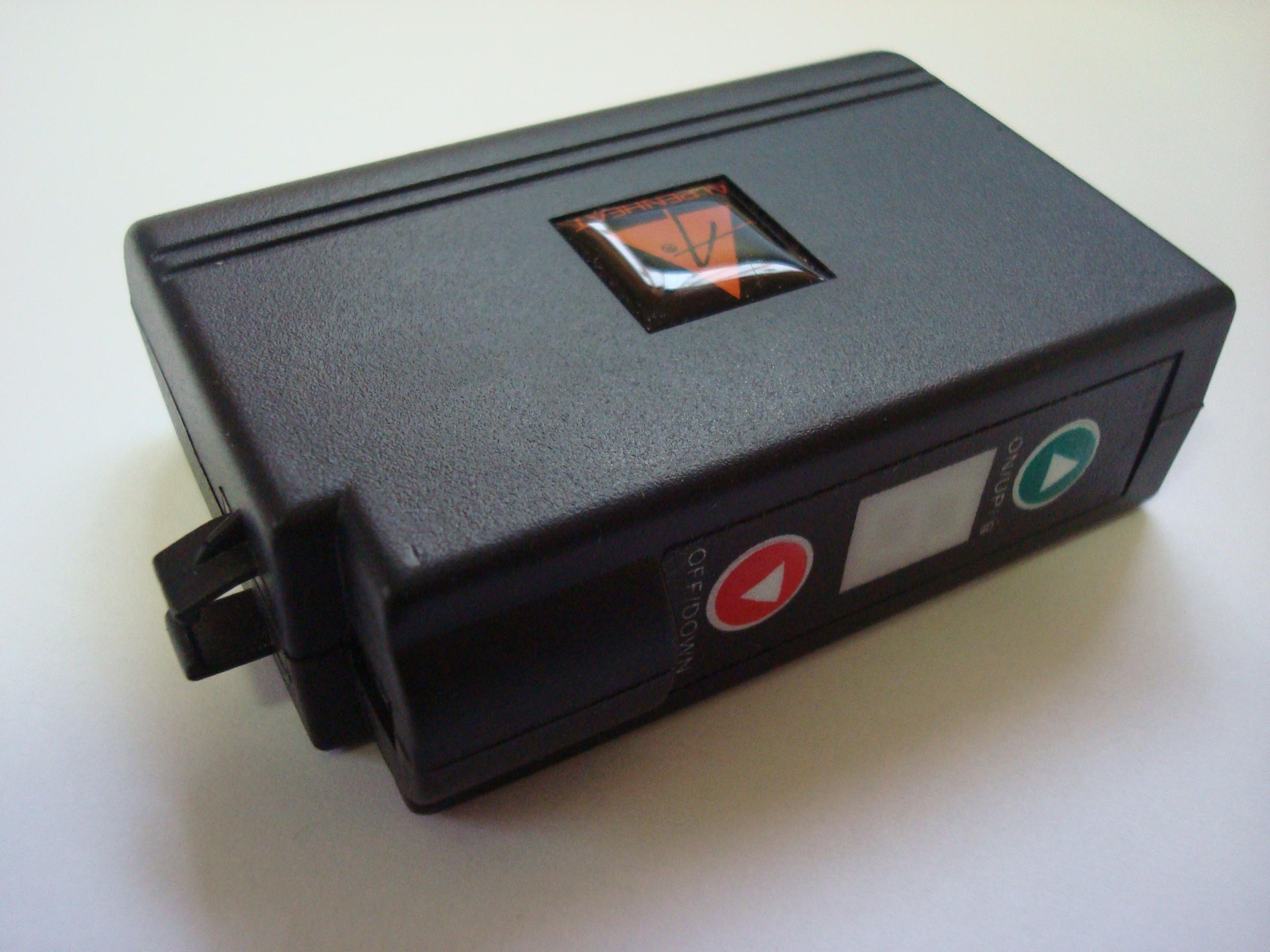 AlpenHeat BP3 Batteripakke Til Fire-Vest 2200 mAh