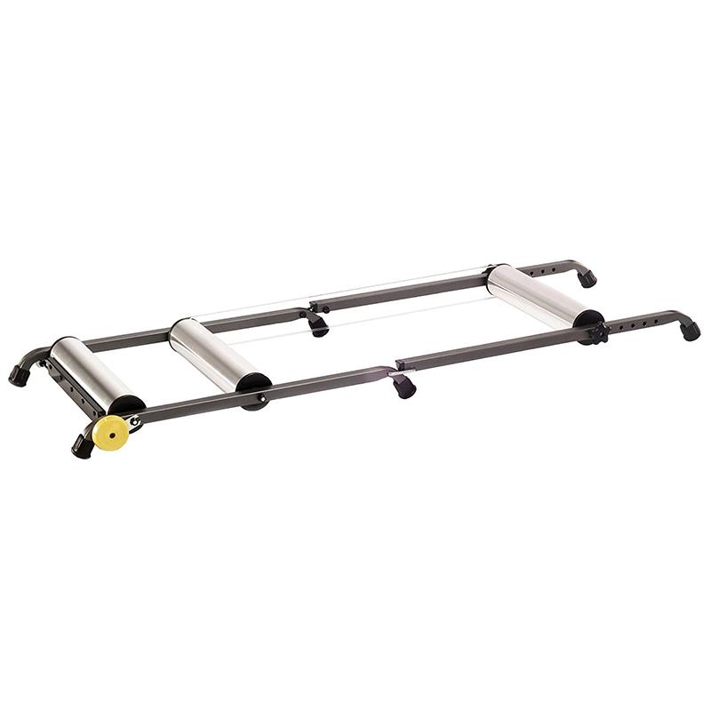 Cycleops Balanserulle m/Motstand Sort/Sølv, Aluminium