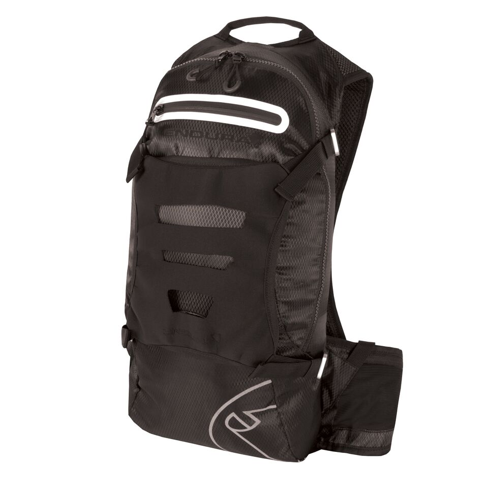 Endura SingleTrack Ryggsekk Sort, 10L