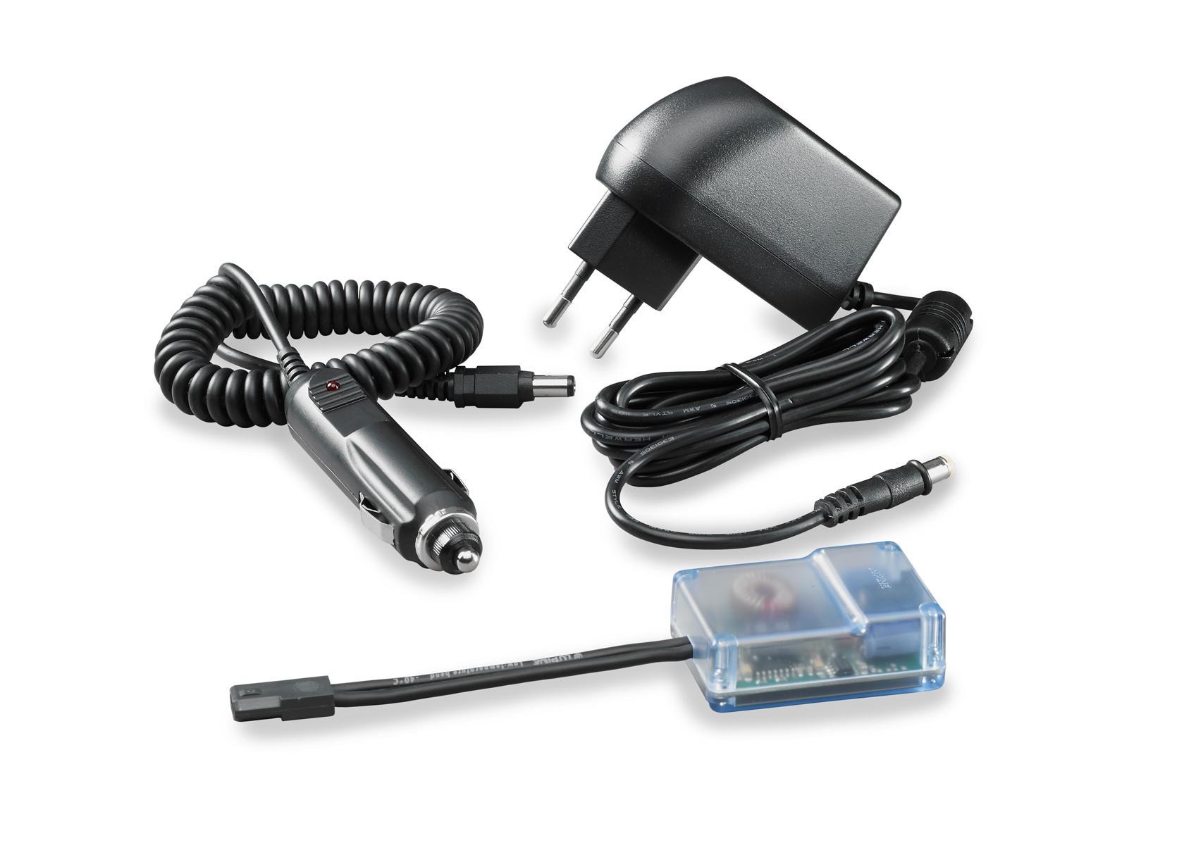 Lupine Microcharger Batterilader For alle Lupine batterier