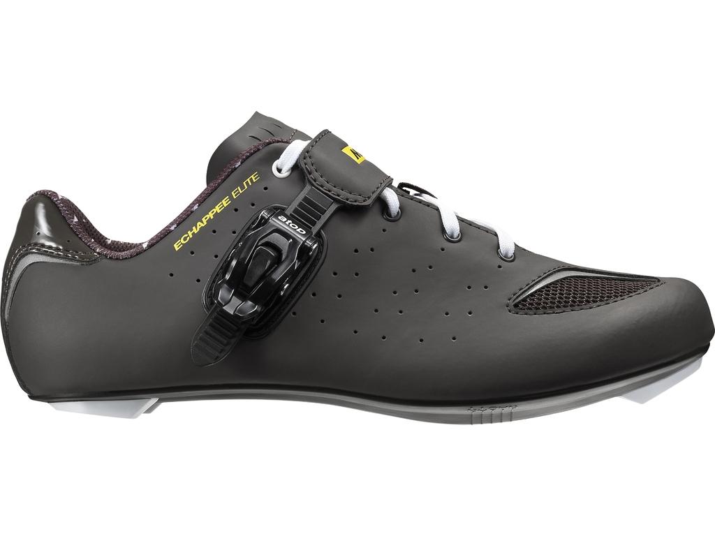 Mavic Echappée Elite dame Landeveissko Sort, Lekker sko til lav pris! 230 gram