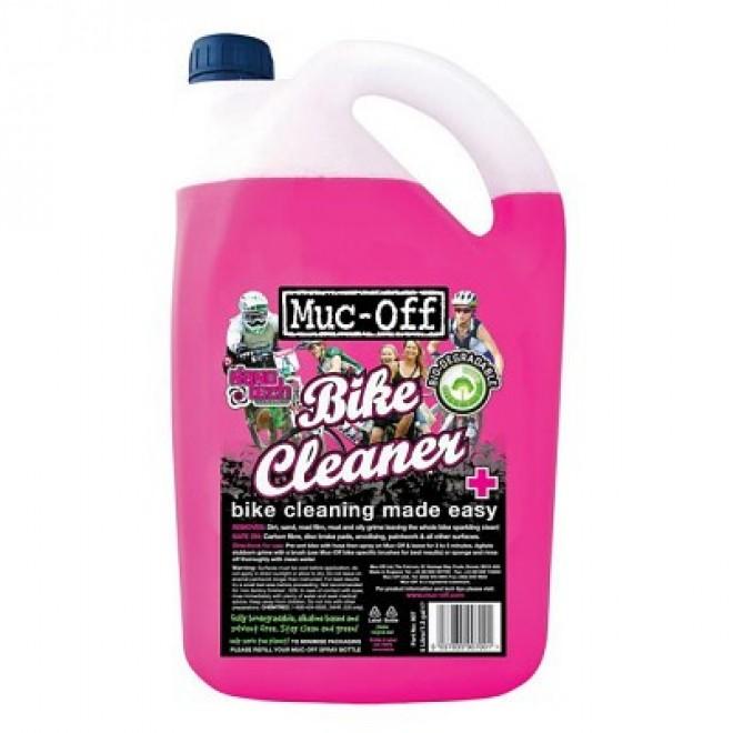 Muc-off Bike Cleaner Sykkelvask 5 liter 5L Biodegradable