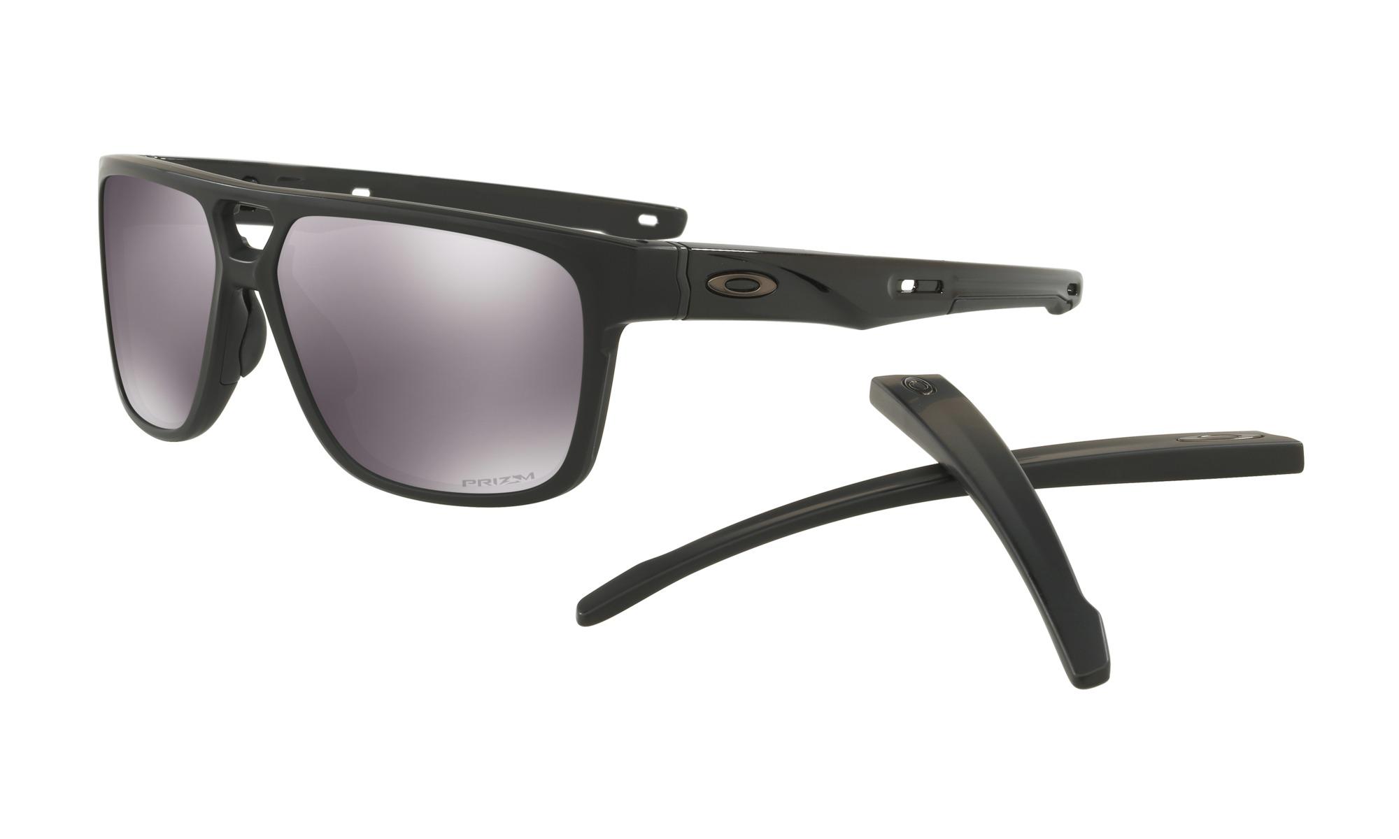 917428ef2e Oakley Crossrange Patch Briller Matte Black Prizm Black