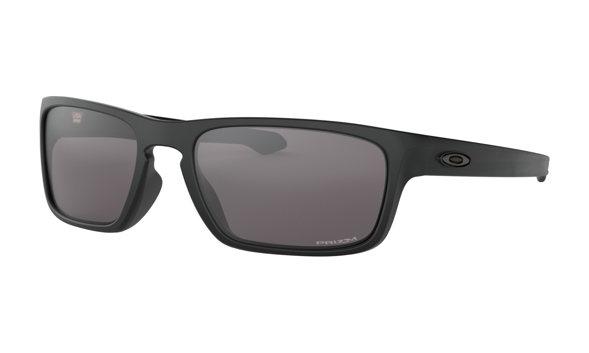 e8dc3c5570 Oakley Sliver Stealth Prizm Brille Matte Black Prizm Grey