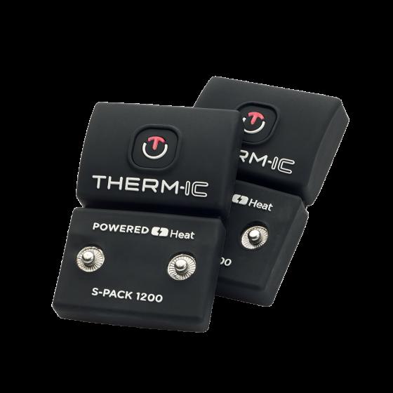 Therm-IC S-Pack 1200 Batteripakke USB-Lader, 14 timer