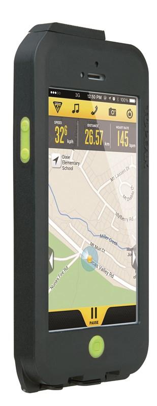 Topeak RideCase iphone Mobilveske Vanntett cover for iphone5 8b1082c073b40