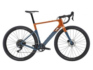 3T Exploro Max GRX 1x Gravelcykel Orange/Grå