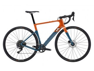 3T Exploro Race GRX 1x Gravelcykel Orange/Grå