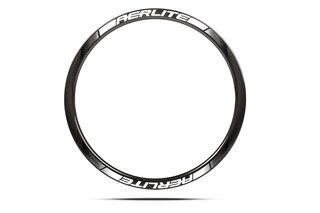 Aerlite Elite Gen.4 Disc 38 mm fälg Kolfiber, Clincher, 24H