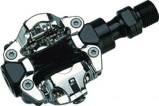 Aerlite M101 SPD Pedaler Sort, Aluminium, 356g pr par