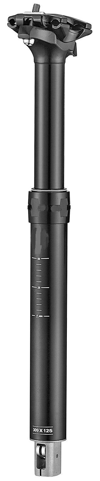 Aerlite 31.6 x 170 mm Dropper Setepinne Luft/olje, 492 mm lengde, 708g