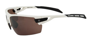 AGU Foss HD Glasögon Vit, Transparent och orange Linsr