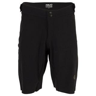 AGU Lightweight Essential MTB Shorts Sort, Lett MTB shorts