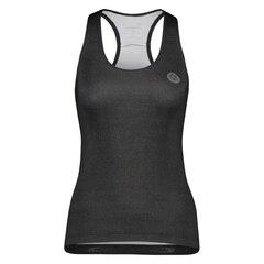 AGU Melange SS Essential Dame Singlet Black, Str. M