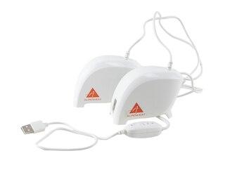 AlpenHeat FanDryer Sko- och handsktork USB, lätt och bärbar