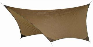 Amazonas Adventure Tarp Brun, 340 cm, 380g