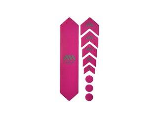 AMS Rammebeskyttelseskit Basic Rosa / Magenta