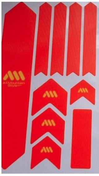 AMS Ramskyddskit Hi-Viz Extra Hi-Viz gul eller orange