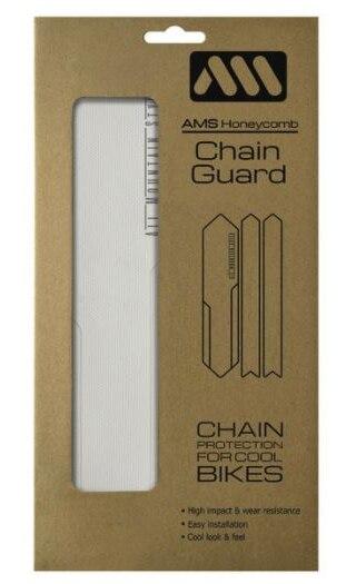AMS Kjedestagbeskyttelse Transparent, 60x270mm, 15gram