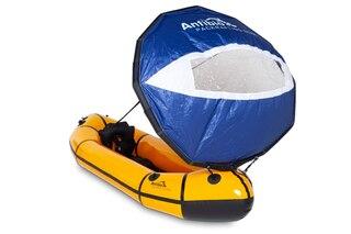 Anfibio Packsail Packraft Seil 130 cm, 478g