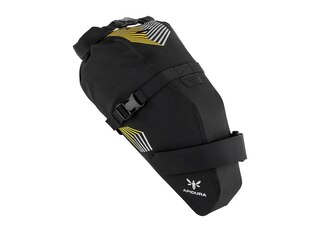 Apidura Racing Saddle Pack 7L Sort, Vanntett, 210g, 7L