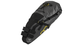 Apidura Expedition Saddle Pack 17 Grå, Vanntett, 425g, 17L