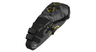 Apidura Expedition Saddle Pack 14 Grå, Vanntett, 350g, 14L