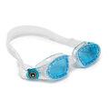 Aqua Sphere Mako2 Svømmebriller Blå, Klar mørk linse