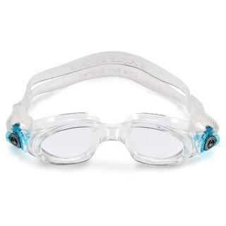 Aqua Sphere Mako2 Svømmebriller Blå, Klar linse