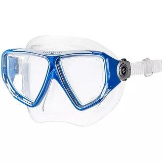 Aqua Sphere Oyster Svømmebriller Blå/Hvit, Klar linse