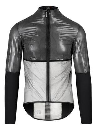 Assos Equipe RS Clima Jakke Sort, High Performance RainShell
