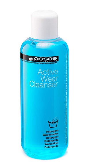 Assos Active Wear Cleanser 300 ml, For vask av eksklusivt sykkeltøy