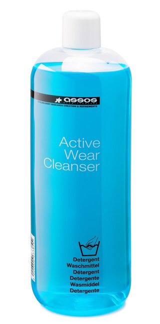 Assos Active Wear Cleanser 1 l, For vask av eksklusivt sykkeltøy