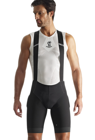 Assos T.rallyShorts_s7 Bib Shorts Spesifikt designad för terrängcykling!