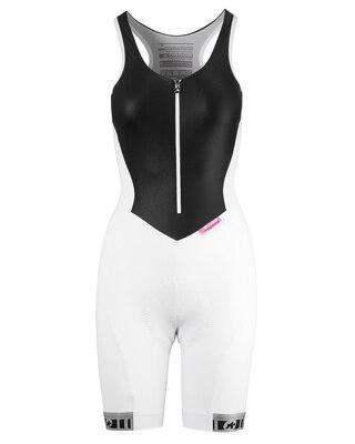 Assos TB.Laalalai Dame Speedsuit Hvit/Sort, Perfekt på varme dager.