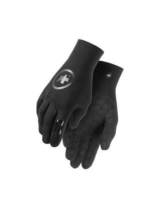 Assos RainGlove_EVO7 Handskar Svart, Vattentäta och varma!