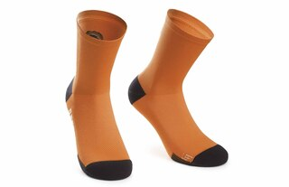 Assos XC Sokker Open Orange, Str. 0