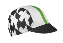 Assos Equipe RS Caps Data Green, One Size