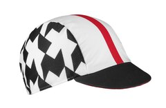 Assos Equipe RS Caps National Red, One Size