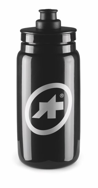 Assos Signatur Flaske BPA-Fri, Svart, 550 ml