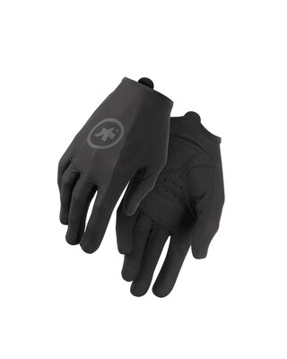 Assos SummerGloves_S7 Handskar Svart, Hög kvalitet