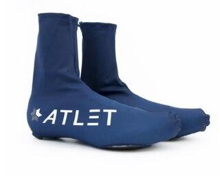 ATLET Sommer Skotrekk Blå Med Hvit Logo