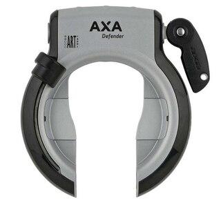 AXA Defender Ring Ramlås Grå, Ø49mm, Nyckel