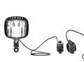 B&M Lumotec IQ-XL E-Bike Frontlys Sort, 300/250 lux