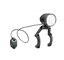 B&M Lumotec IQ-XS E-Bike Frontlys Sort, 150/100 lux