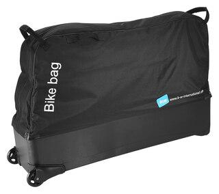 B & W Bike Bag cykelbag Bag og koffert i kombinert i ett! 9 kg
