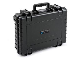 B & W 6040 Batterifodral Svart, 51 cm x 42 cm
