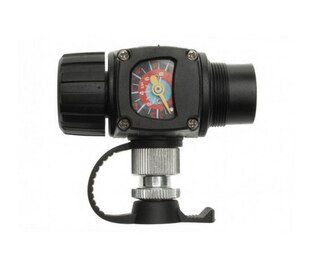 Barbieri Co2 Adapter m/Tryckmätare