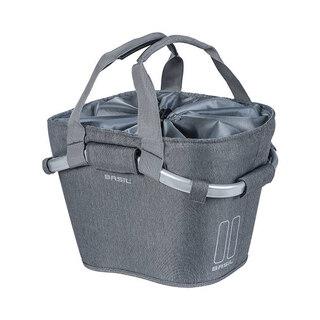 Basil 2Day Carry All KF Fram Korg Grå, Polyester