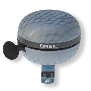 Basil Noir Ringeklokke Silver Metallic, Ø60 mm
